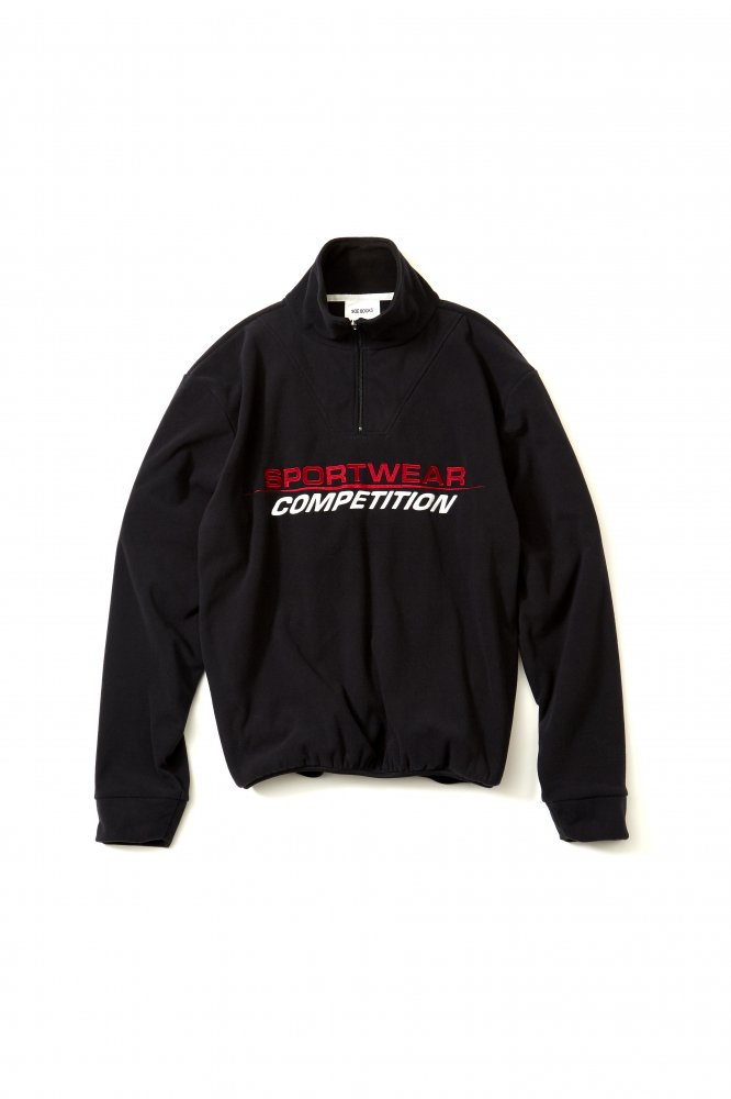soe<br />Sport Track Shirt / BLACK<img class='new_mark_img2' src='https://img.shop-pro.jp/img/new/icons47.gif' style='border:none;display:inline;margin:0px;padding:0px;width:auto;' />