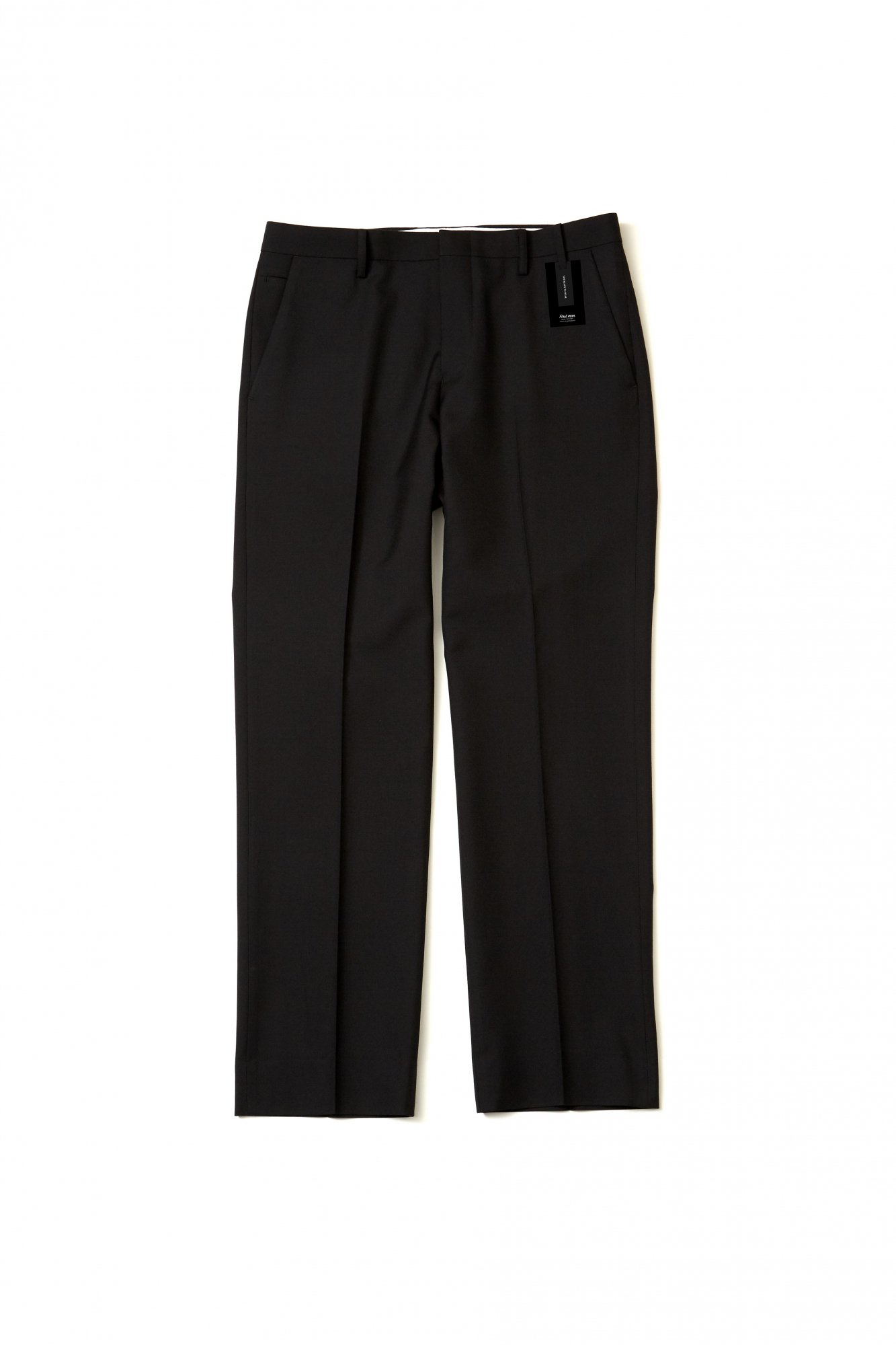 soe<br />Perfect Slacks for First Man / BLACK<img class='new_mark_img2' src='https://img.shop-pro.jp/img/new/icons14.gif' style='border:none;display:inline;margin:0px;padding:0px;width:auto;' />