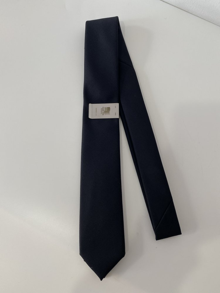 DAIRIKU<br />Wool Tie with Money Clip / Black<img class='new_mark_img2' src='https://img.shop-pro.jp/img/new/icons47.gif' style='border:none;display:inline;margin:0px;padding:0px;width:auto;' />