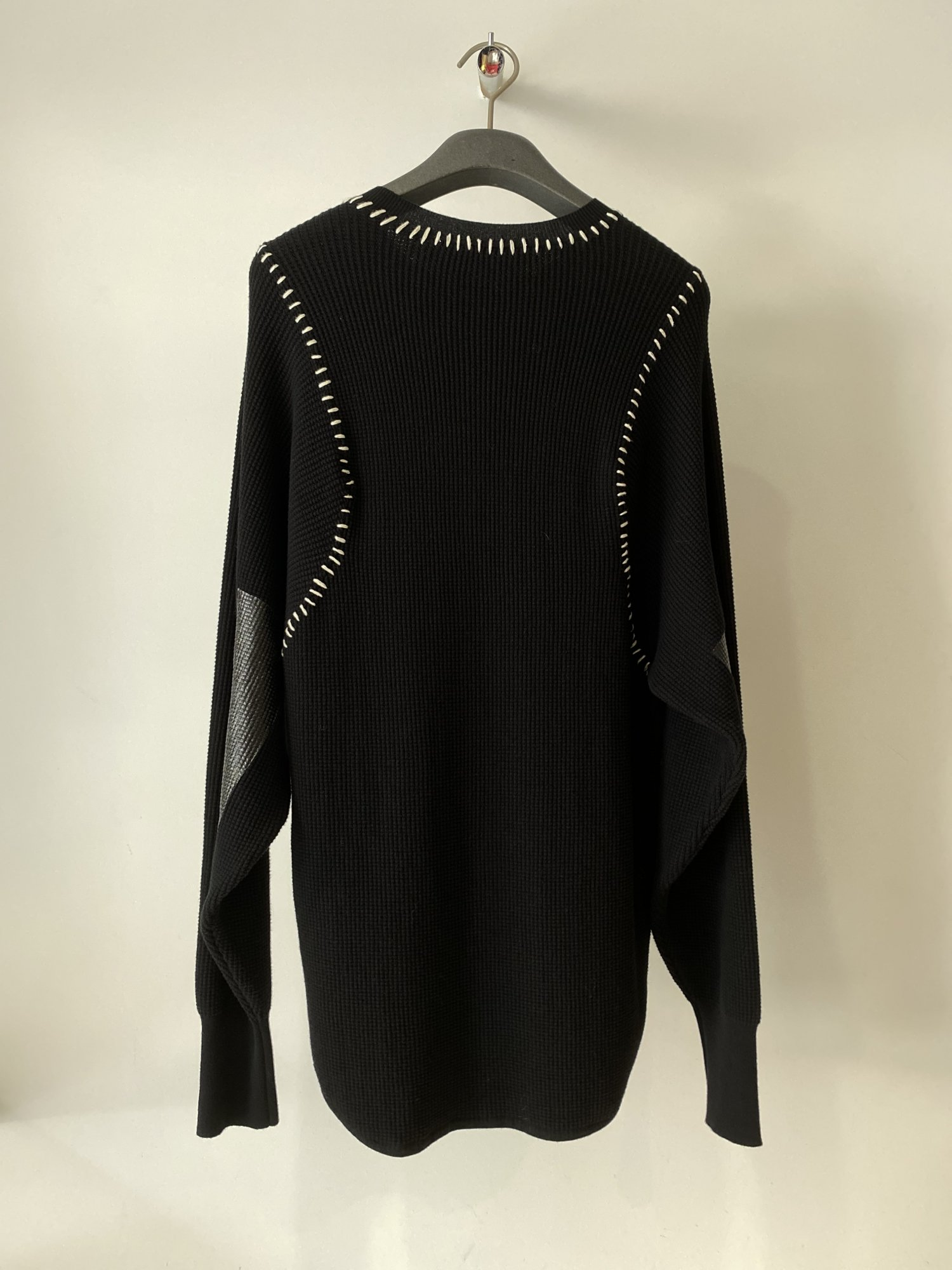 soduk<br />thermal knit pullover / black<img class='new_mark_img2' src='https://img.shop-pro.jp/img/new/icons14.gif' style='border:none;display:inline;margin:0px;padding:0px;width:auto;' />
