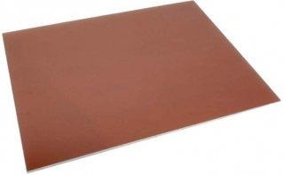「片面板」ニッカン工業 FR-4 ガラスエポキシ材 L6504C1 銅箔35/0μm