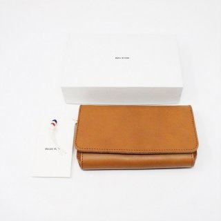 TEEPEE WALLET / BROWN