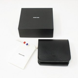 HALF TEEPEE WALLET / BLACK