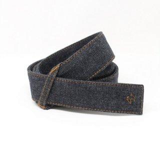 knot belt / indigo