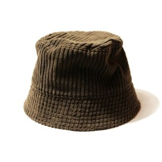 BUCKET HAT / DARK BROWN