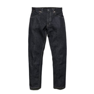 TWISTED CREASE JEANS SLIM-FIT