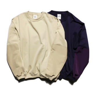 ACTIVE CREWNECK SWEAT SHIRT