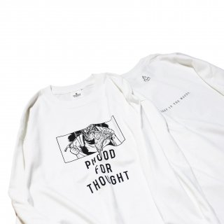 PHOOD FOR THOUGHT L/S TEE