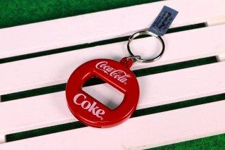 COCA-COLA コカコーラ ボトルオープナー 輸入雑貨/海外雑貨/直輸入/アメリカ雑貨/イギリス雑貨/文房具/おもちゃ/栓抜き/coca cola/Opner/beer