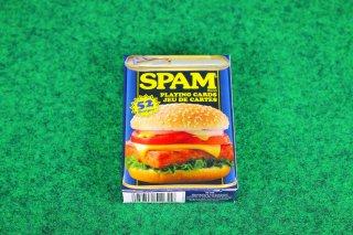 スパム トランプ  輸入雑貨/海外雑貨/直輸入/アメリカ雑貨/イギリス雑貨/おもちゃ/トランプ/ゲーム/スパム/缶詰