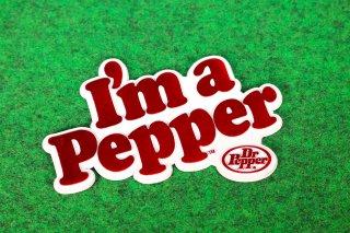 ドクターペッパー ヘビーマグネット  輸入雑貨/海外雑貨/直輸入/アメリカ雑貨/イギリス雑貨/アメ雑/栓抜き/Dr Pepper/Heavy Magnet