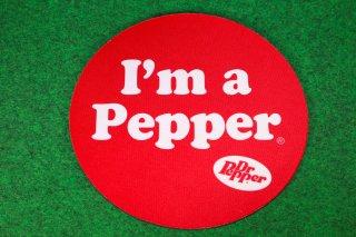ドクターペッパー マウスパッド  輸入雑貨/海外雑貨/直輸入/アメリカ雑貨/イギリス雑貨/アメ雑/栓抜き/Dr Pepper/MOUSE PAD