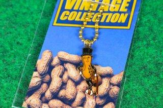 Vintage Collection キーチェーン Mrピーナッツ 輸入雑貨/海外雑貨/直輸入/アメリカ雑貨/イギリス雑貨/文房具/おもちゃ/キーホルダー/ミスターピーナッツ/Mr.Peanut