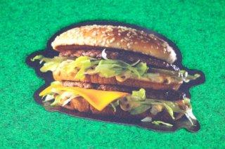 マクドナルド オフィシャル グッズ マウスパッド ハンバーガー 輸入雑貨/海外雑貨/直輸入/アメリカ雑貨/おもちゃ/McDonald's/mouse pad