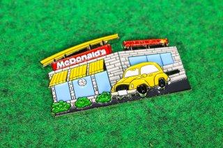マクドナルド オフィシャル グッズ マグネット 輸入雑貨/海外雑貨/直輸入/アメリカ雑貨/おもちゃ/McDonald's