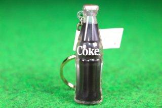 COCA-COLA コカコーラ キーホルダー ボトル 輸入雑貨/海外雑貨/直輸入/アメリカ雑貨/文房具/おもちゃ/coca cola/キーリング
