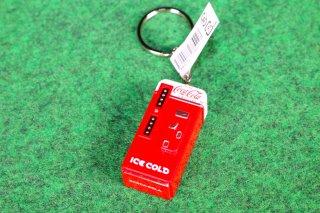 COCA-COLA コカコーラ キーホルダー マシーン 輸入雑貨/海外雑貨/直輸入/アメリカ雑貨/文房具/おもちゃ/coca cola/キーリング