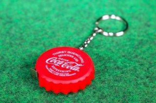 made in USA!! COCA-COLA コカコーラ キーホルダー メージャー 輸入雑貨/海外雑貨/直輸入/アメリカ雑貨/文房具/おもちゃ/coca cola/キーリング