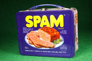 スパム ランチボックス 輸入雑貨/海外雑貨/直輸入/アメリカ雑貨/おもちゃ/SPAM