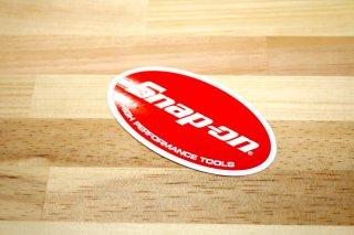 Snap-on DECALS ステッカー Oval S  輸入雑貨/海外雑貨/直輸入/アメリカ雑貨/イギリス雑貨/文房具/おもちゃ/ステッカー/カー用品