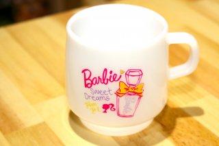 メラミンカップ Barbie バービー人形 ミルキーカップ パフューム  輸入雑貨/海外雑貨/直輸入/アメリカ雑貨/子供/キャラクター/ギャル