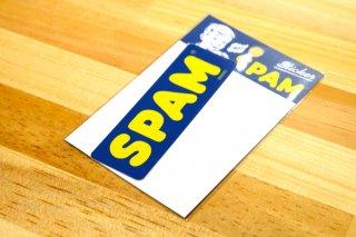 スパム ステッカー 2  輸入雑貨/海外雑貨/直輸入/アメリカ雑貨/イギリス雑貨/文房具/おもちゃ/SPAM/スパム