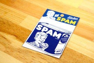 スパム ステッカー 3  輸入雑貨/海外雑貨/直輸入/アメリカ雑貨/イギリス雑貨/文房具/おもちゃ/SPAM/スパム