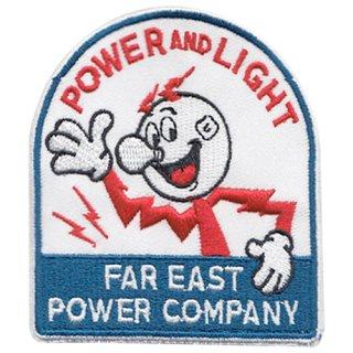 Wappen F.E.P.C POWER ワッペン 輸入雑貨/海外雑貨/直輸入/アメリカ雑貨