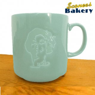 SconeesBakery スコーニーズベーカリー ビンテージマグカップ(SAX) 輸入雑貨/海外雑貨/直輸入/アメリカ雑貨
