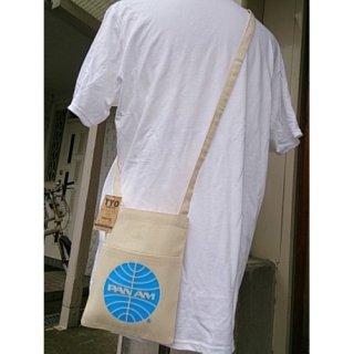 PA-SCH1(S) パンナム ミニサコッシュ バッグ 輸入雑貨/海外雑貨/直輸入/アメリカ雑貨