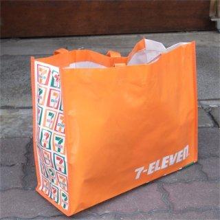 USA 7-ELEVEN ★SHOPPING BAG セブンイレブン バッグ 輸入雑貨/海外雑貨/直輸入/アメリカ雑貨