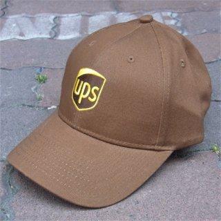 UPS DRIVERS CAP ユナイテッドパーセルサービス キャップ ブラウン  輸入雑貨/海外雑貨/直輸入/アメリカ雑貨
