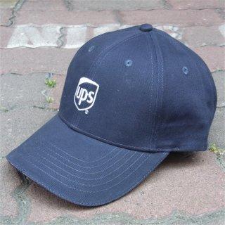UPS AMERICANA CAP ユナイテッドパーセルサービス キャップ ネイビー  輸入雑貨/海外雑貨/直輸入/アメリカ雑貨