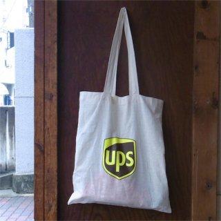 UPS TOTE BAG  ユナイテッドパーセルサービス トートバッグ  輸入雑貨/海外雑貨/直輸入/アメリカ雑貨