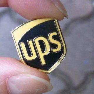 UPS PINS   ユナイテッドパーセルサービス ピンバッジ  輸入雑貨/海外雑貨/直輸入/アメリカ雑貨