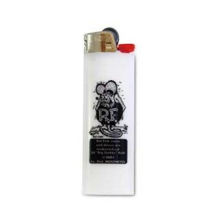 ラットフィンク Rat Fink BIC ライター ホワイト  輸入雑貨/海外雑貨/直輸入/アメリカ雑貨/アメ雑
