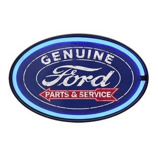LED ロープ ネオン サイン FORD オーバル フォード 輸入雑貨/海外雑貨/直輸入/アメリカ雑貨/アメ雑