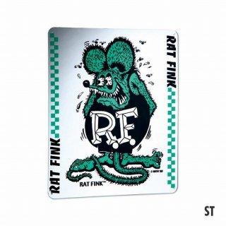 ラットフィンク ミラー サイン Rat Fink Mirror Sign (RAF562:ST)  輸入雑貨/海外雑貨/直輸入/アメリカ雑貨/アメ雑