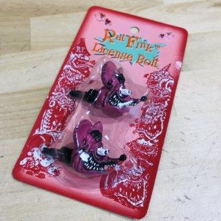 ラットフィンク Rat Fink ヘッド ライセンス ボルト [RAF264]  ピンク 輸入雑貨/海外雑貨/直輸入/アメリカ雑貨/アメ雑
