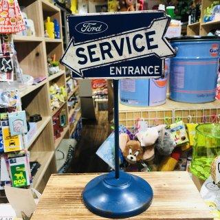 DESKTOP SIGN【FORD】看板 フォード 輸入雑貨/海外雑貨/直輸入/アメリカ雑貨/アメ雑