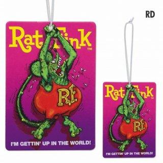 RatFink Air Freshener (RAF568:RD)ラットフィンク エアフレッシュナー レッド  輸入雑貨/海外雑貨/直輸入/アメリカ雑貨