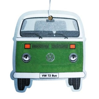 Air Freshener VW T2 BUS GREEN ワーゲン エアフレッシュナー 輸入雑貨/海外雑貨/直輸入/アメリカ雑貨