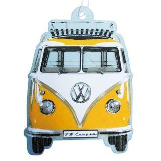 Air Freshener VW BUS YELLOW ワーゲン エアフレッシュナー 輸入雑貨/海外雑貨/直輸入/アメリカ雑貨