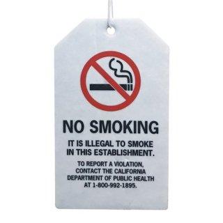 AUTOMOTIVE Air Freshener NO SMOKING エアフレッシュナー 輸入雑貨/海外雑貨/直輸入/アメリカ雑貨