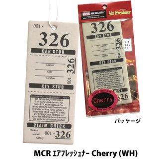 MERCURY MCR エアフレッシュナー Tropical Flowe (WH)    輸入雑貨/海外雑貨/直輸入/アメリカ雑貨/アメ雑