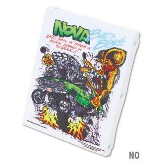 ラットフィンク Rat Fink アート キャンバス (Sサイズ)  NO 輸入雑貨/アメリカ雑貨