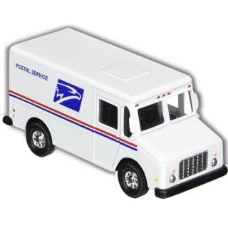 US ポスタル サービス デリバリー トラック ミニカー  輸入雑貨/アメリカ雑貨