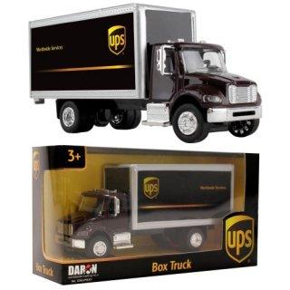 US UPS ボックストラック ミニカー  輸入雑貨/アメリカ雑貨