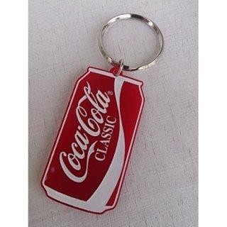 Cokeアクリル キーホルダー (CC-CPK7:缶型) コカコーラ 輸入雑貨/海外雑貨/直輸入/アメリカ雑貨