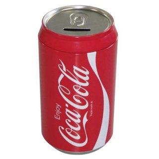 Coca-Cola 缶スタイル コインバンク (PJ-CB02) コカコーラ 輸入雑貨/海外雑貨/直輸入/アメリカ雑貨